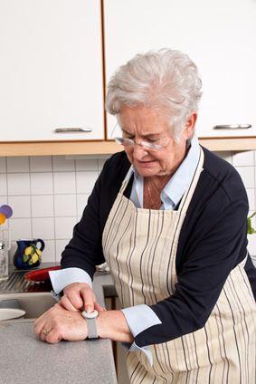 Funkklingel für Senioren